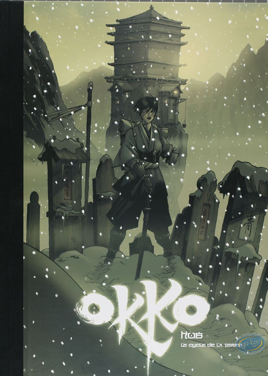 Edition spéciale, Okko : Le Cycle de la Terre