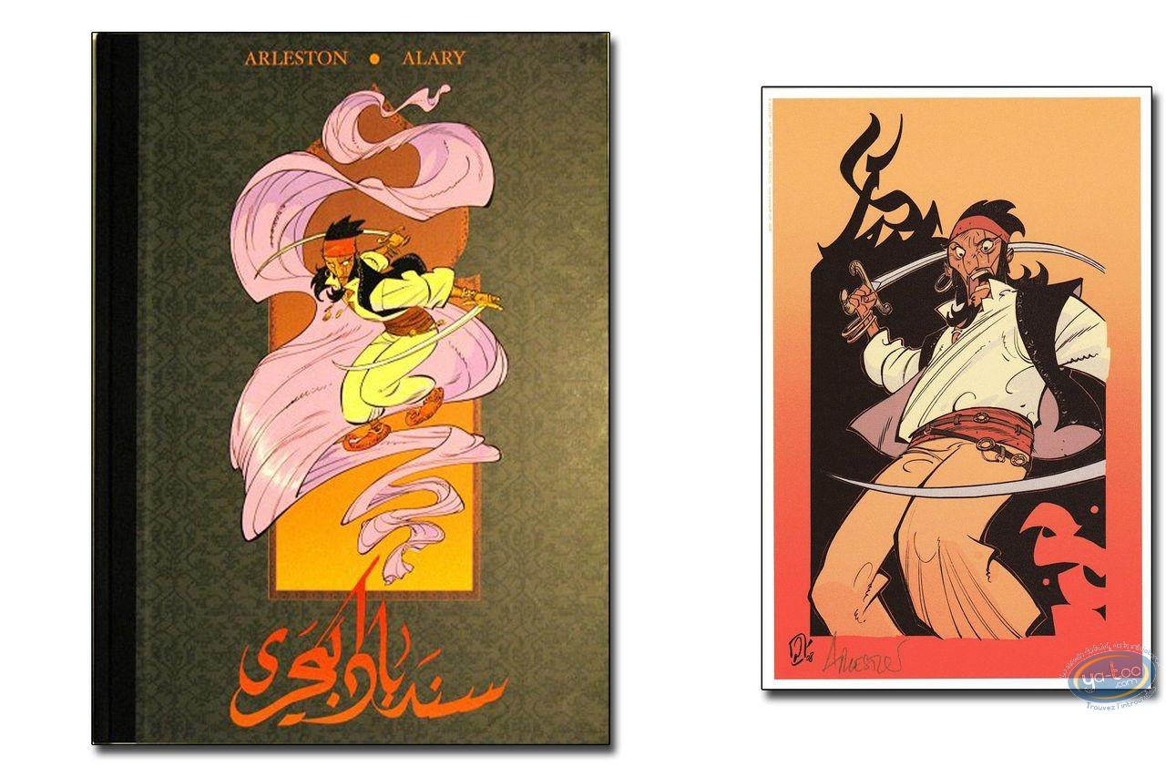 Edition spéciale, Sinbad : Le Cratère D'Alexandrie