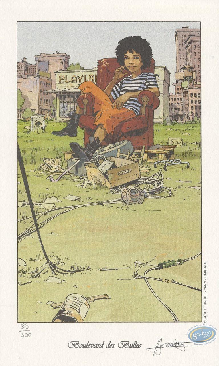 Ex-libris Offset, XIII : Little Jones