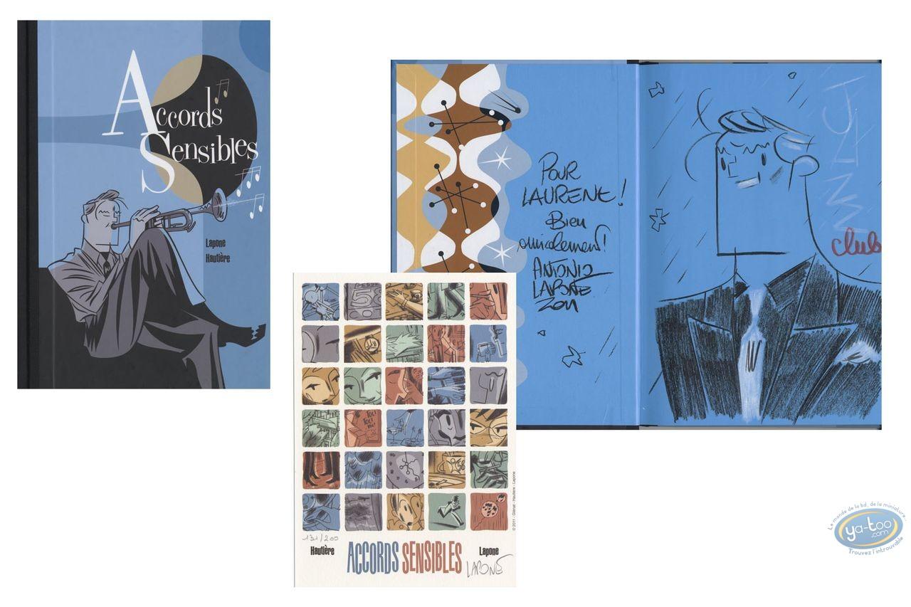 Album de Luxe, Accords sensibles : Accords sensibles