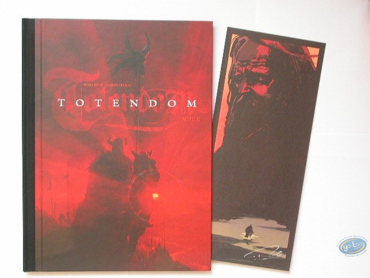 BD prix mini, Totendom : Totendom : Acte 2