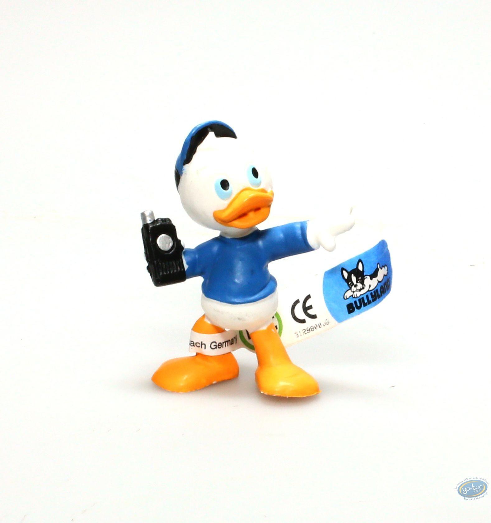 Disney Bully Figurine plastique Tic et Tac Tac chapeau