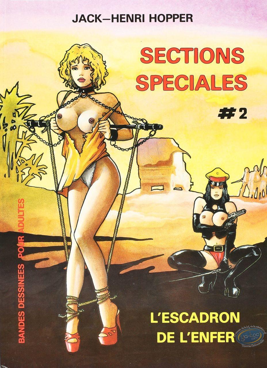 BD adultes, Sections spéciales : L'escadron de l'enfer