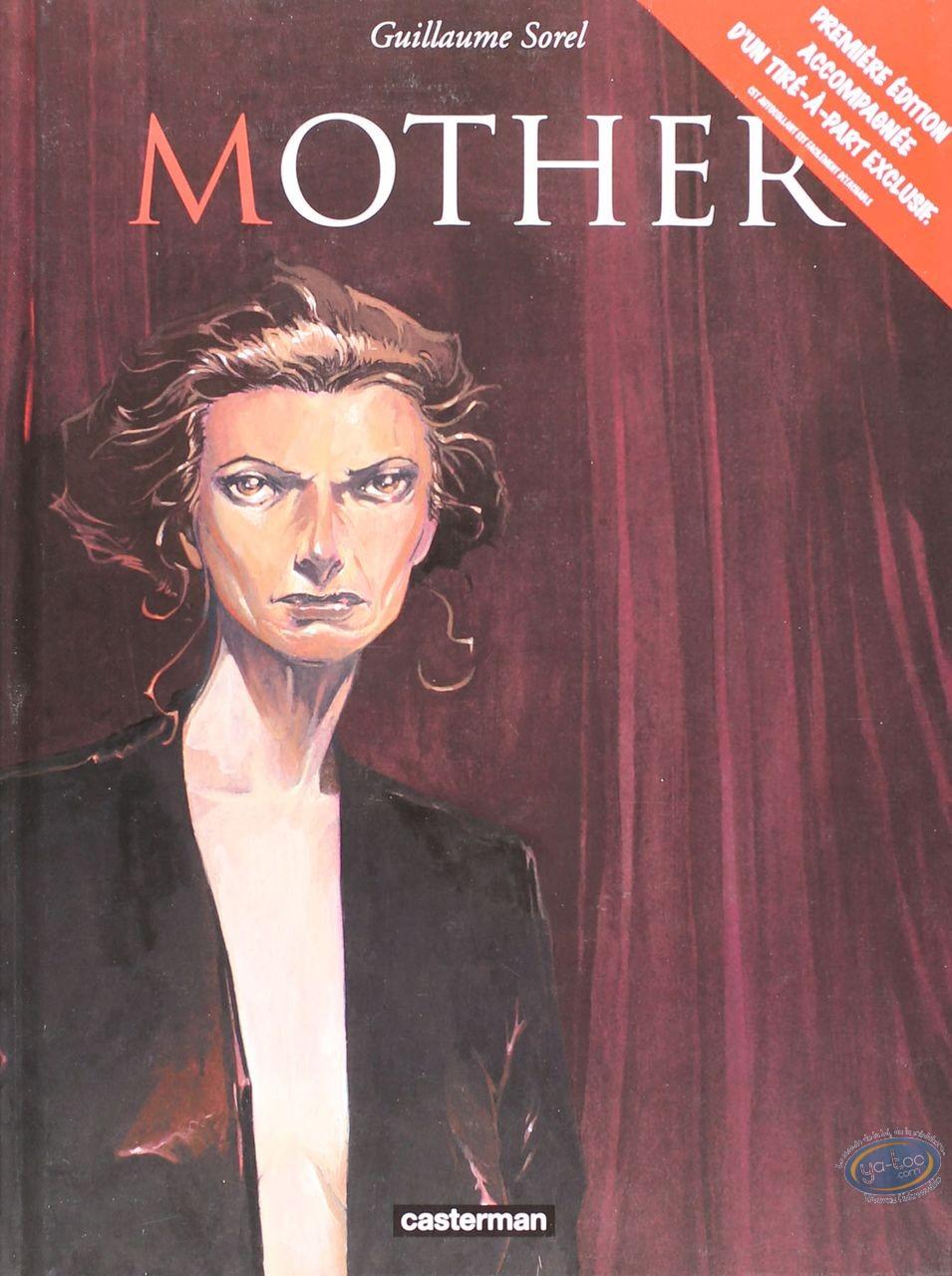 BD cotée, Mother : Sorel, Mother