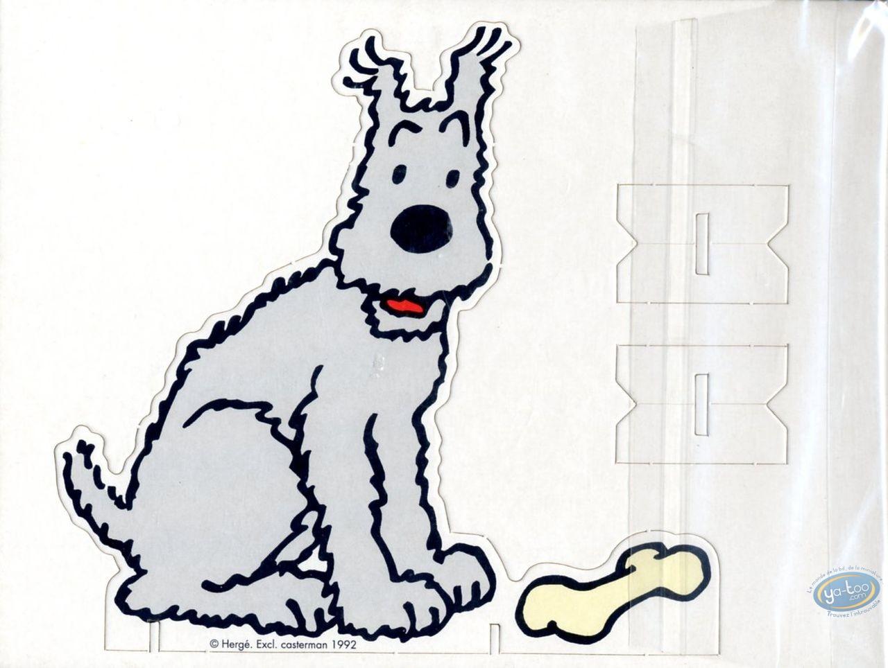 Déco, Tintin : PLV Milou