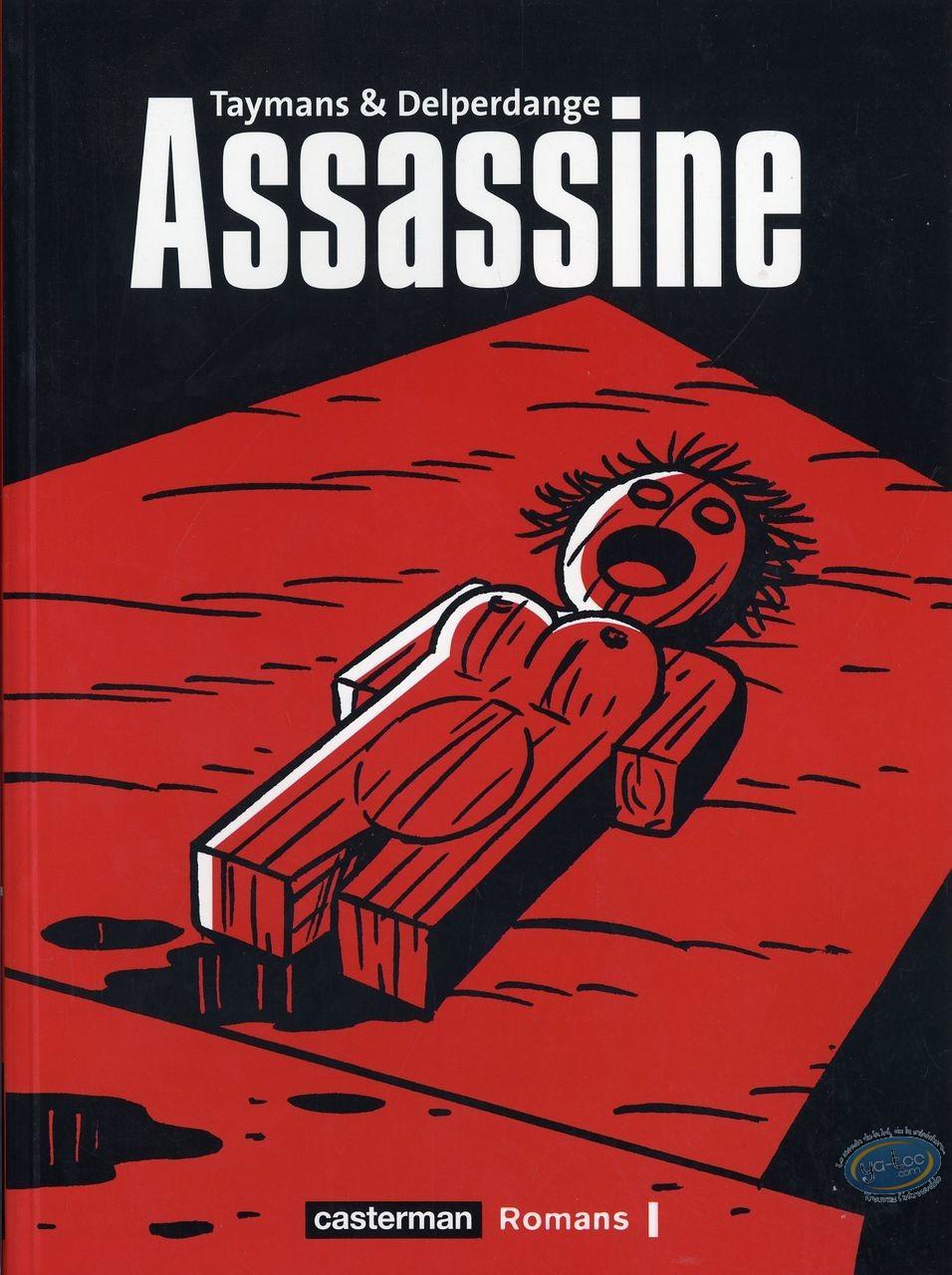BD prix mini, Assassine : Assassine