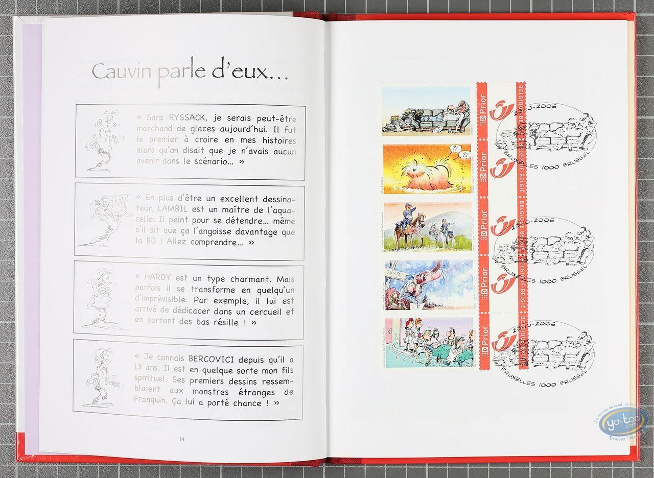 Album + timbres, Les Duos de Cauvin