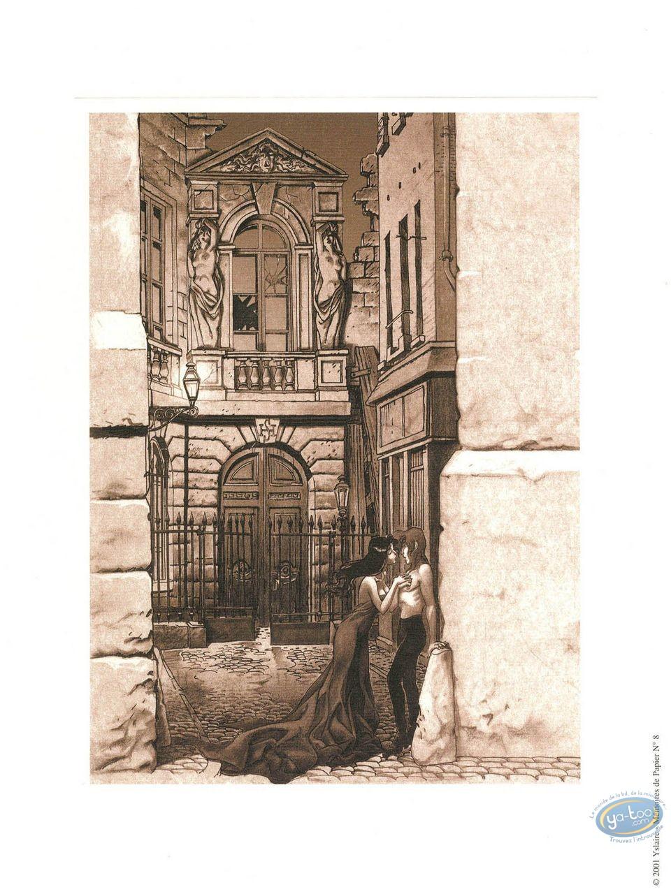 Affiche Offset, Sambre : A l'ombre d'Hugo Sambre
