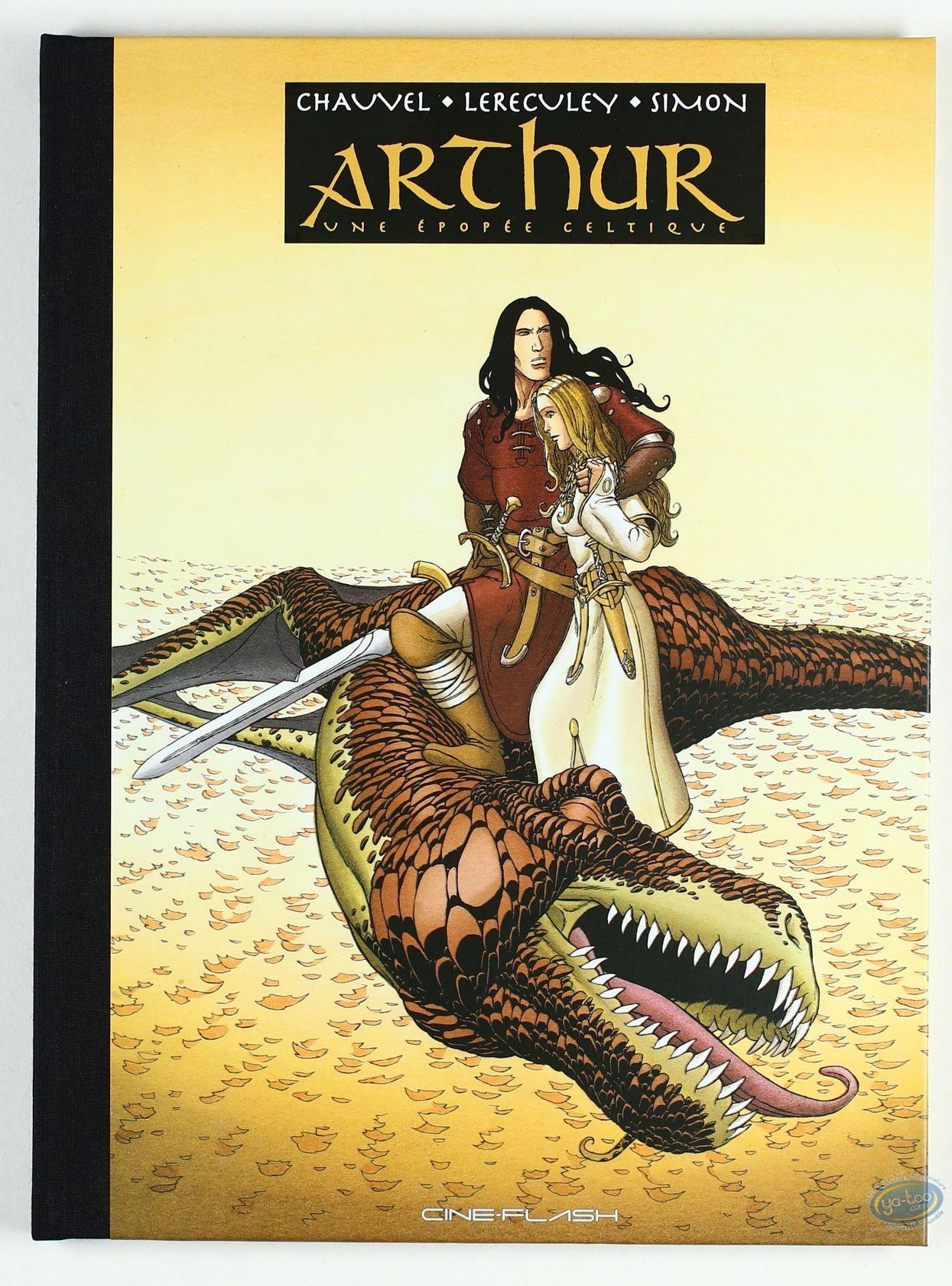 Tirage de tête, Arthur : Drystan et Esyltt