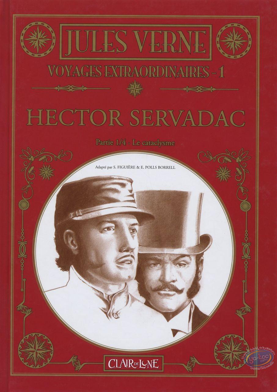 BD prix mini, Voyages Extraordinaires : Hector Servadac - Partie 1