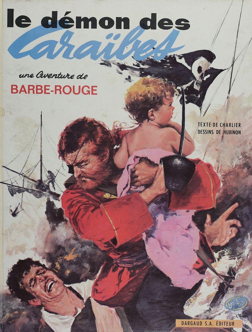 BD cotée, Barbe Rouge : Barbe-Rouge, Le Démon des Caraïbes