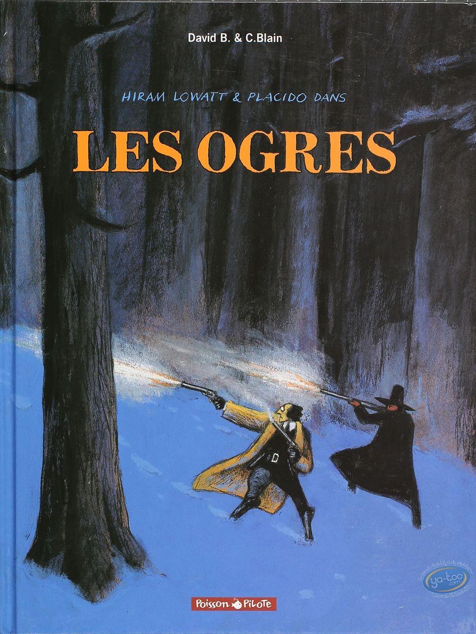 BD cotée, Ogres (Les) : Les Ogres