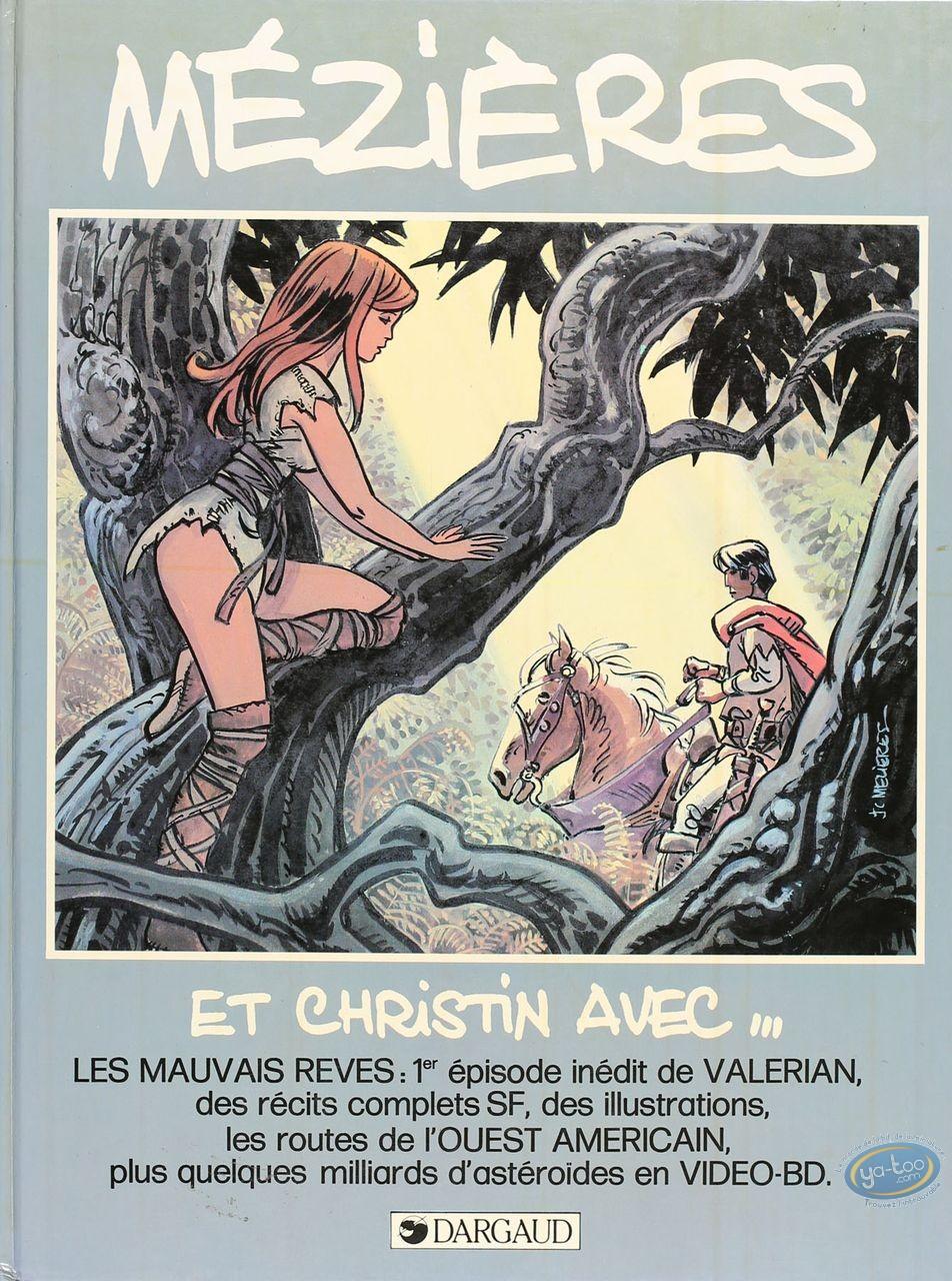 BD cotée, Valérian : Mézières et Christin Avec ...