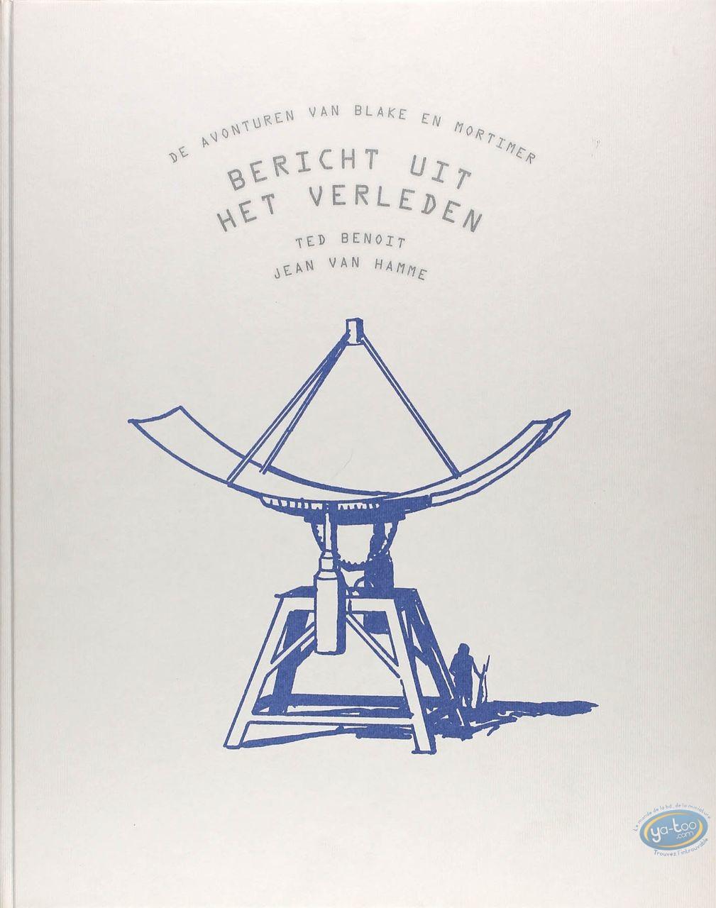 Tirage de tête, Blake et Mortimer : Bericht Uit Verleden (NL)