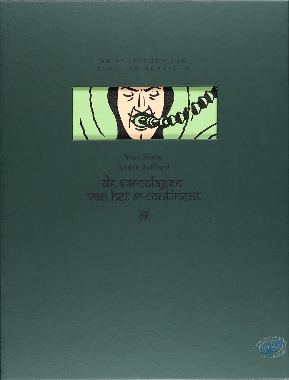 Tirage de tête, Blake et Mortimer : De Sarcofagen Van Het 6e Continent (nl)