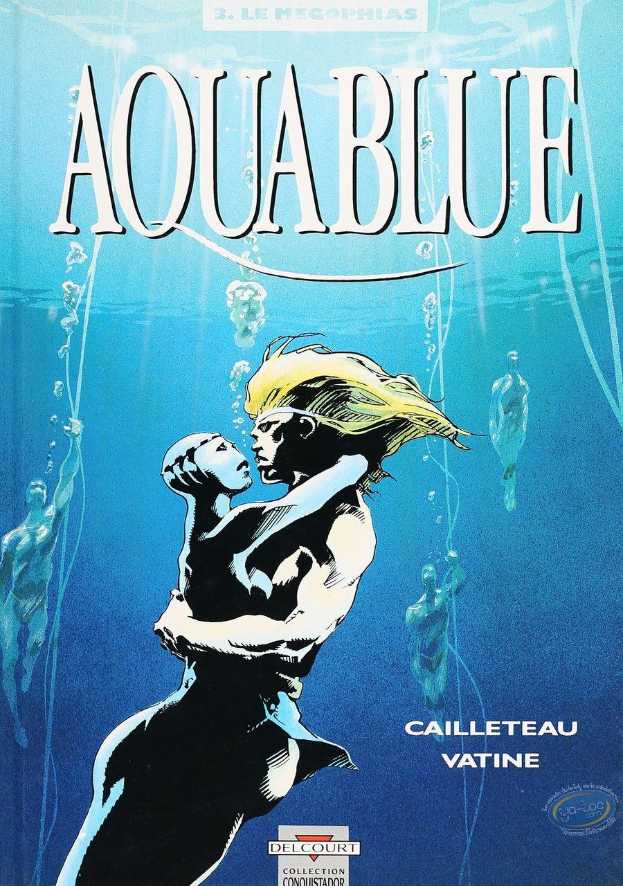 BD cotée, Aquablue : Aquablue, Le Megophias