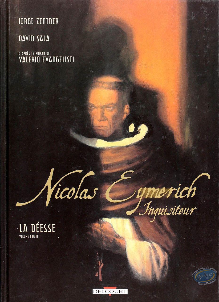 BD cotée, Nicolas Eymerich : Nicolas, Eymerich La Déesse