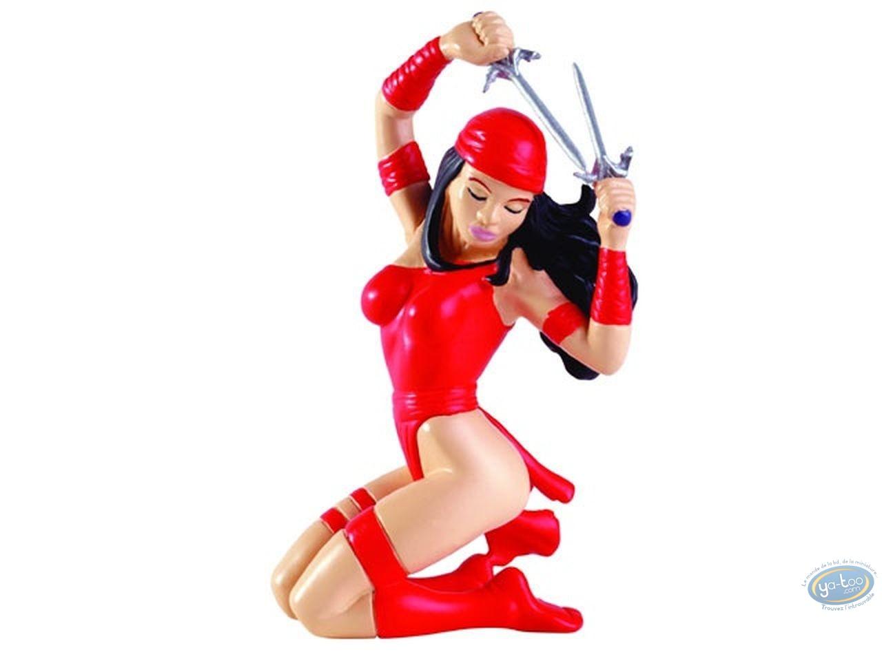 Figurine plastique, Elektra : Elektra