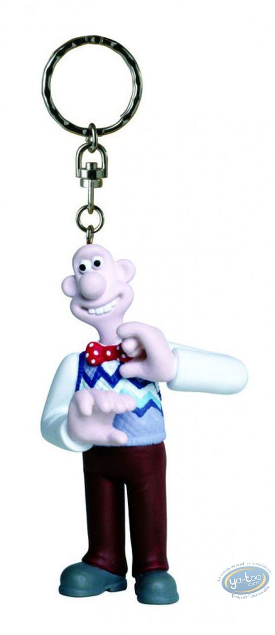 Porte-clé, Wallace et Gromit : Wallace