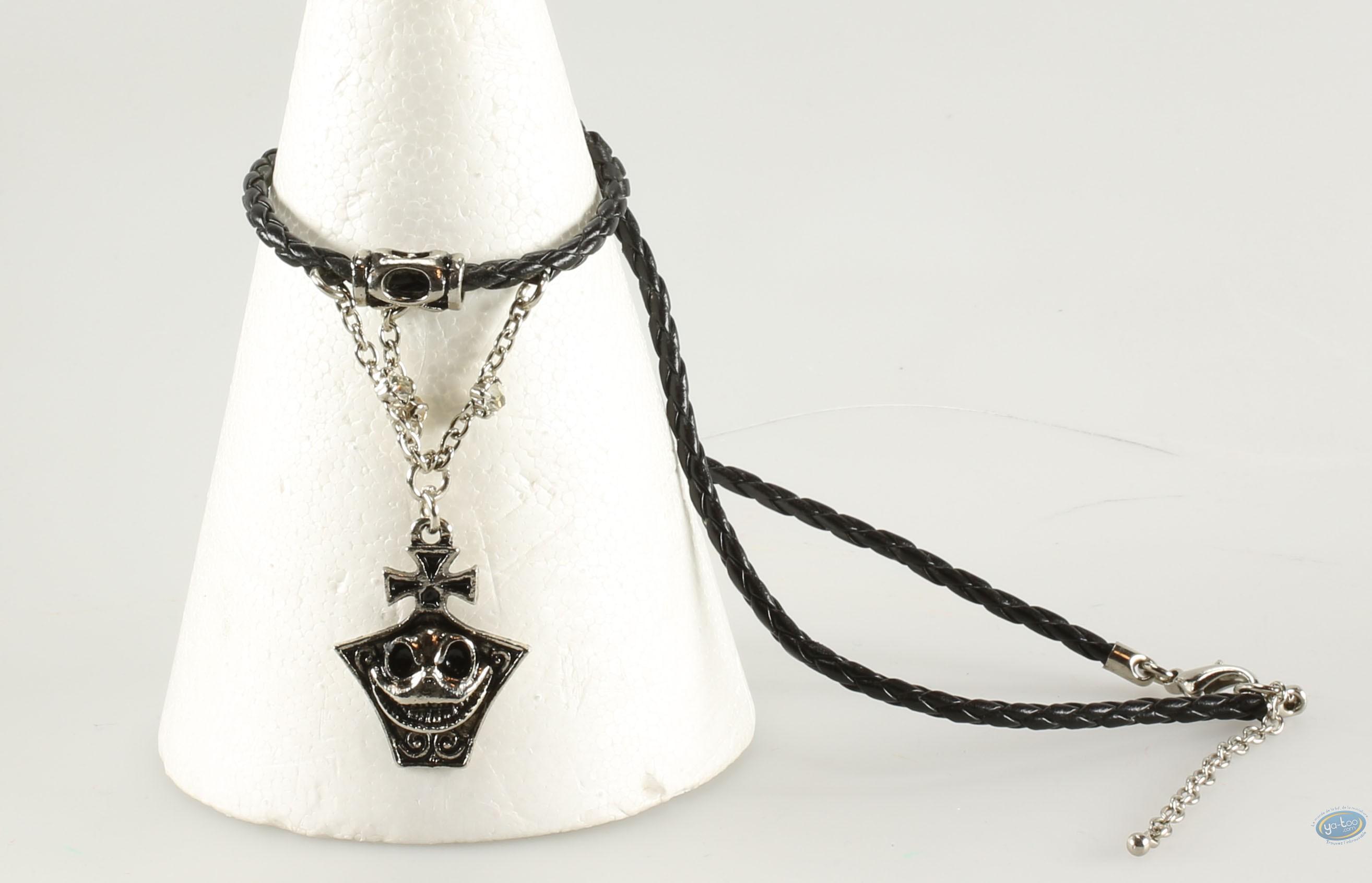 Bijou fantaise, Etrange Noël de Mr. Jack (L') : Bracelet métal, L'Etrange Noël de Mr Jack