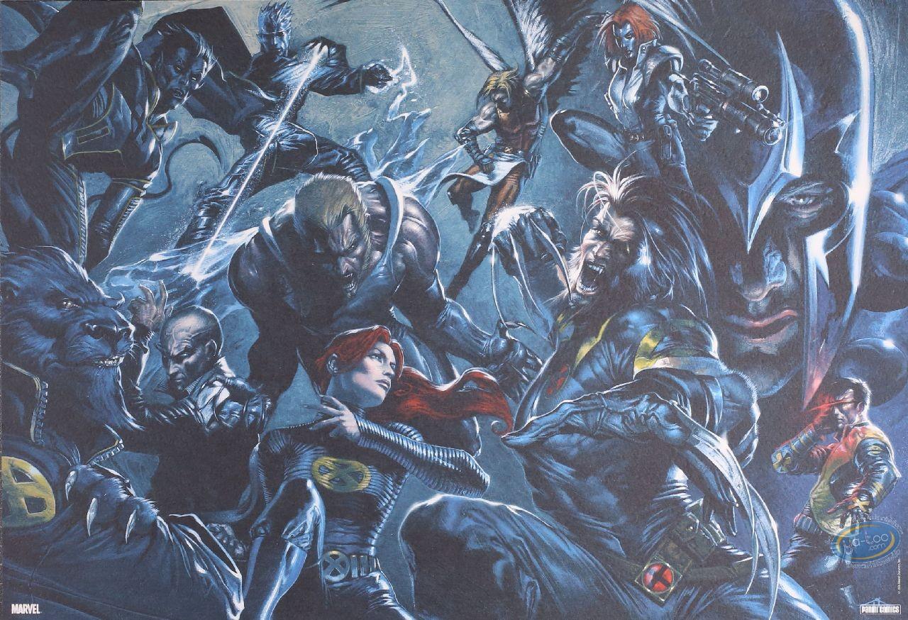 Affiche Offset, X-Men : X-Men
