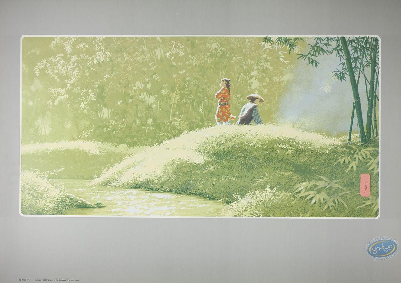 Affiche Offset, Nature
