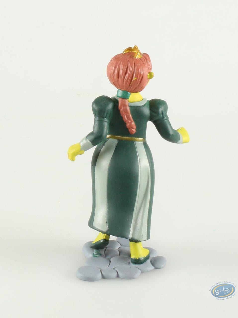 Figurine plastique, Shrek : Fiona marchant