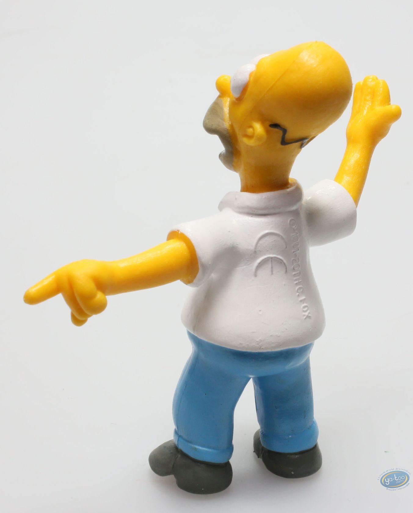 Figurine plastique, Simpson (Les) : Homer Simpson