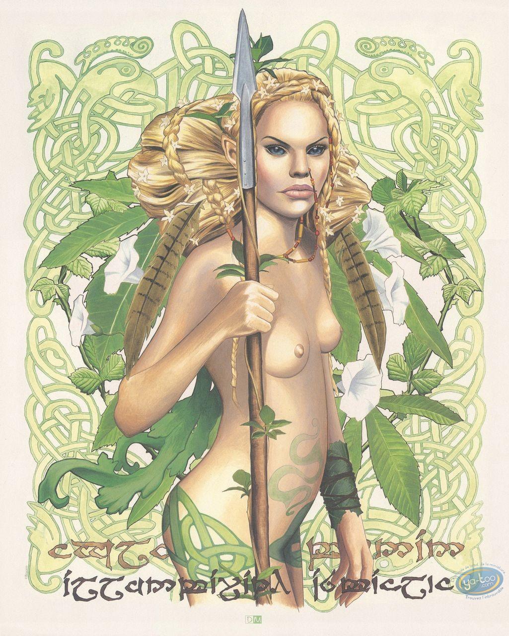 Affiche Offset, Féerie : Elfe