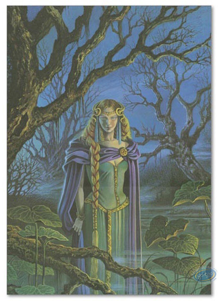Affiche Offset, La magicienne