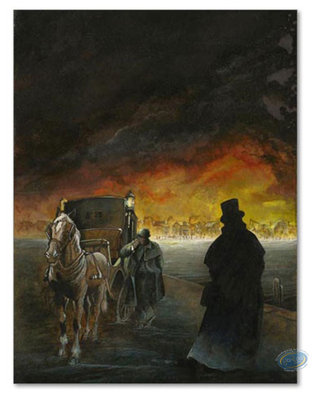 Ex-libris Offset, Holmes H.H. : Le Henanff, Holmes H.H.