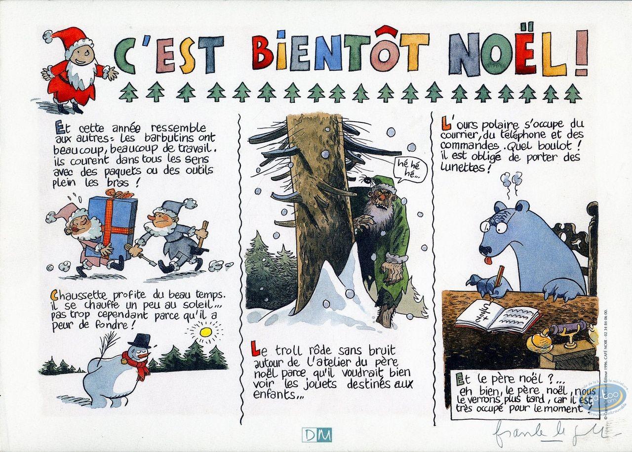 Ex-libris Offset, Catastrophes au Pays du Père Noël : Catastophes au pays du Père Noël