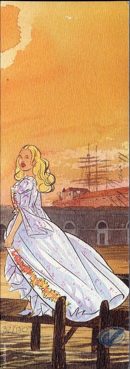 Marque-page offset, Suites Vénitiennes (Les) : Blonde