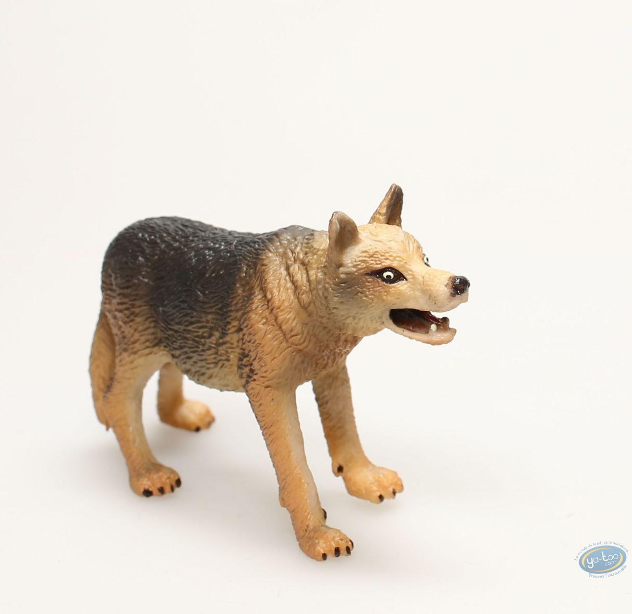 Figurine plastique, Animaux (Les) : Loup