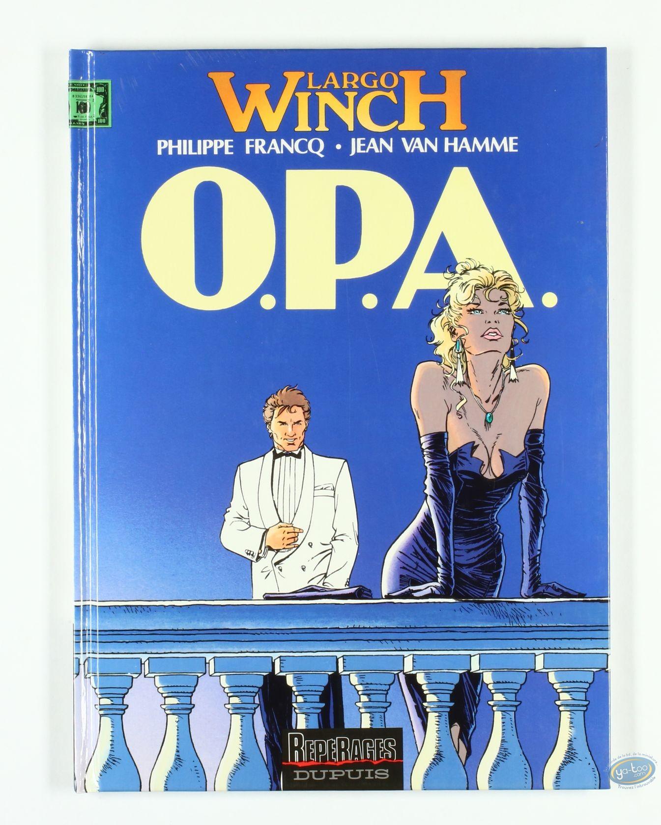 BD cotée, Largo Winch : O.P.A.