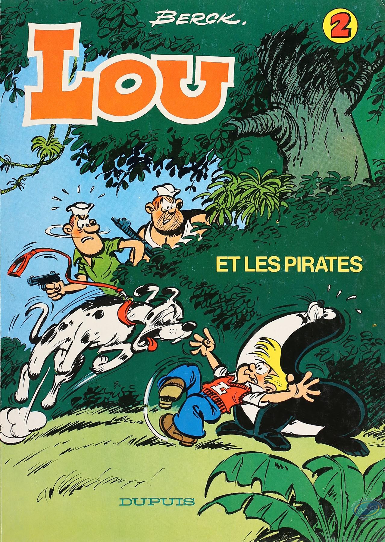 BD cotée, Lou : Lou et les Pirates