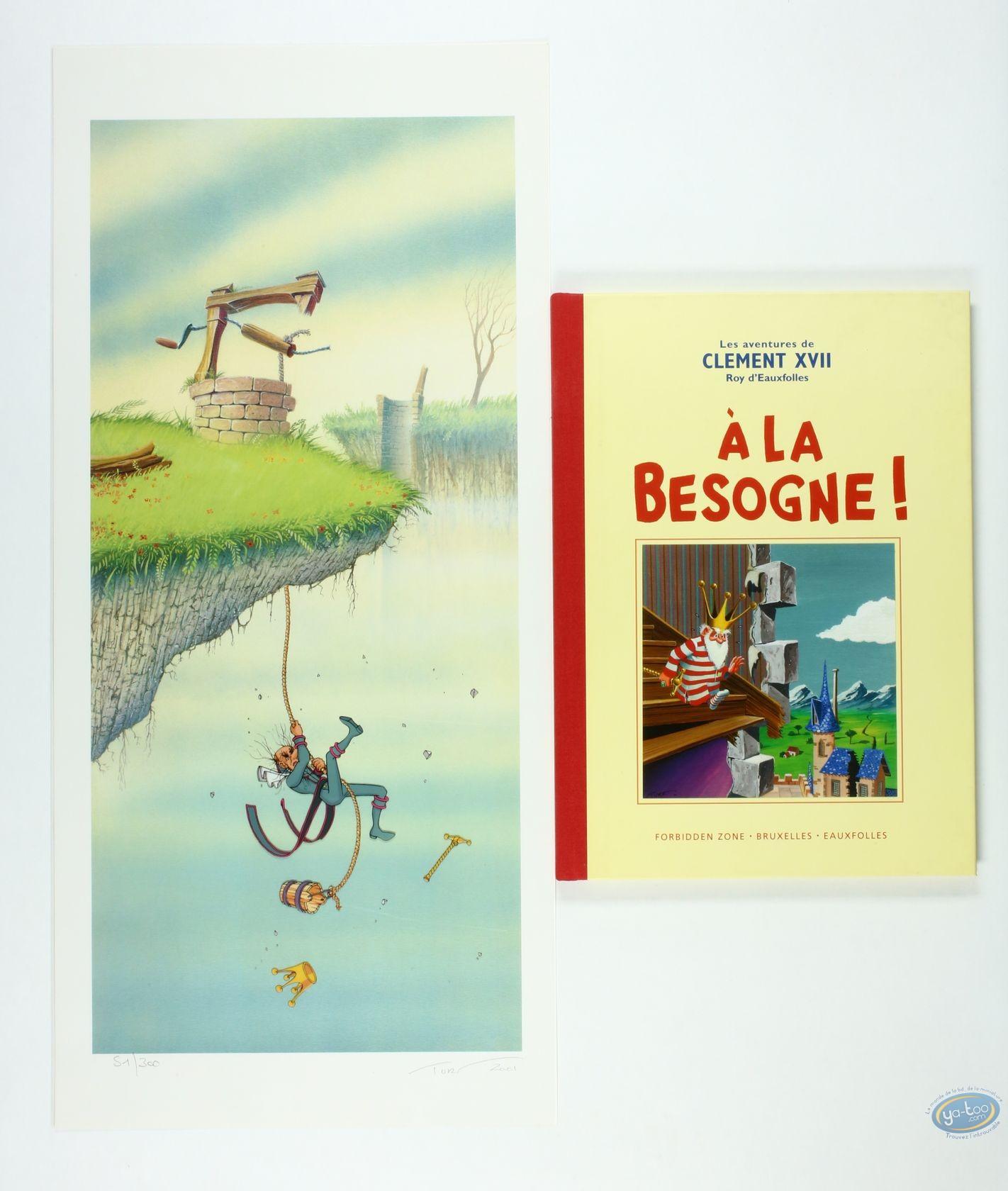 Tirage de tête, Nef des Fous (La) : A la Besogne !