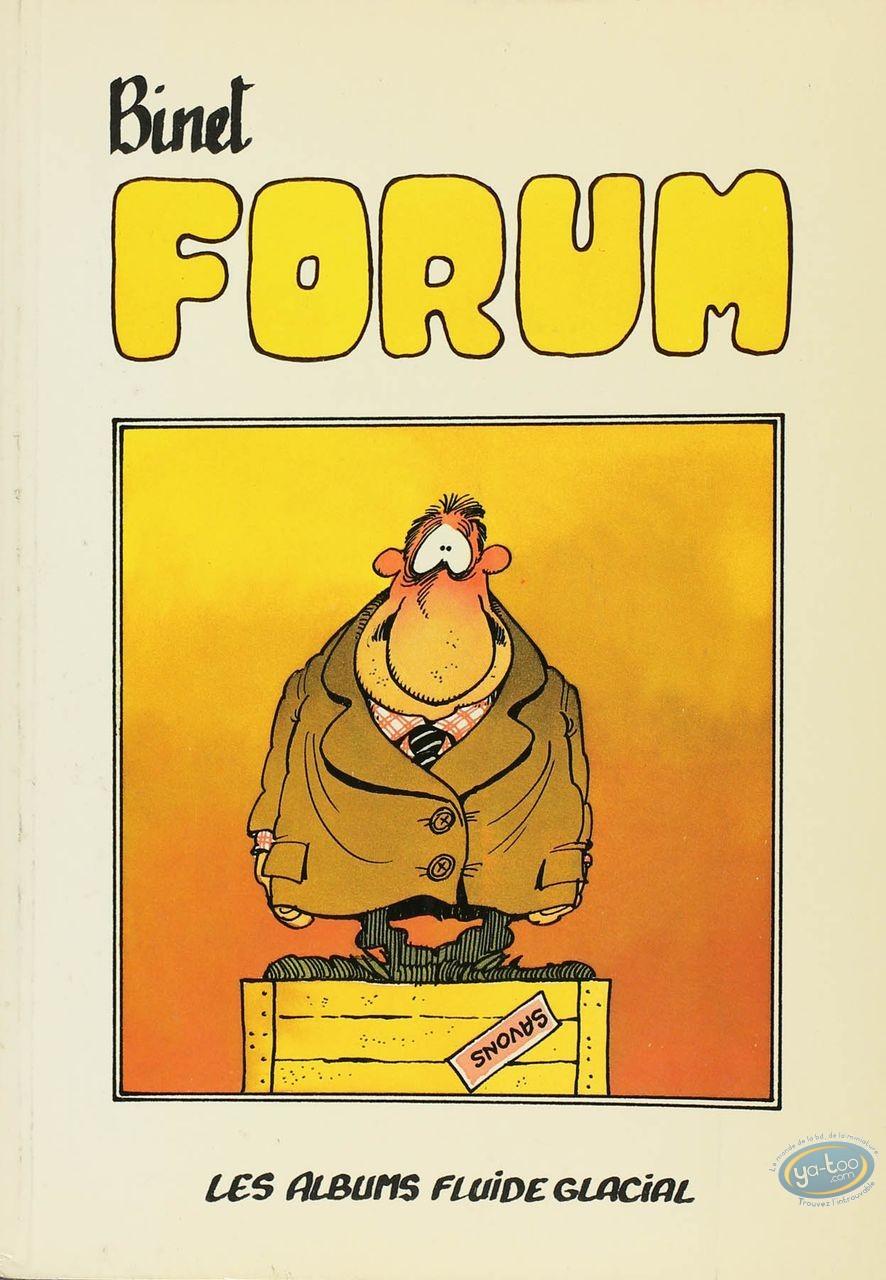 BD cotée, Forum : Forum