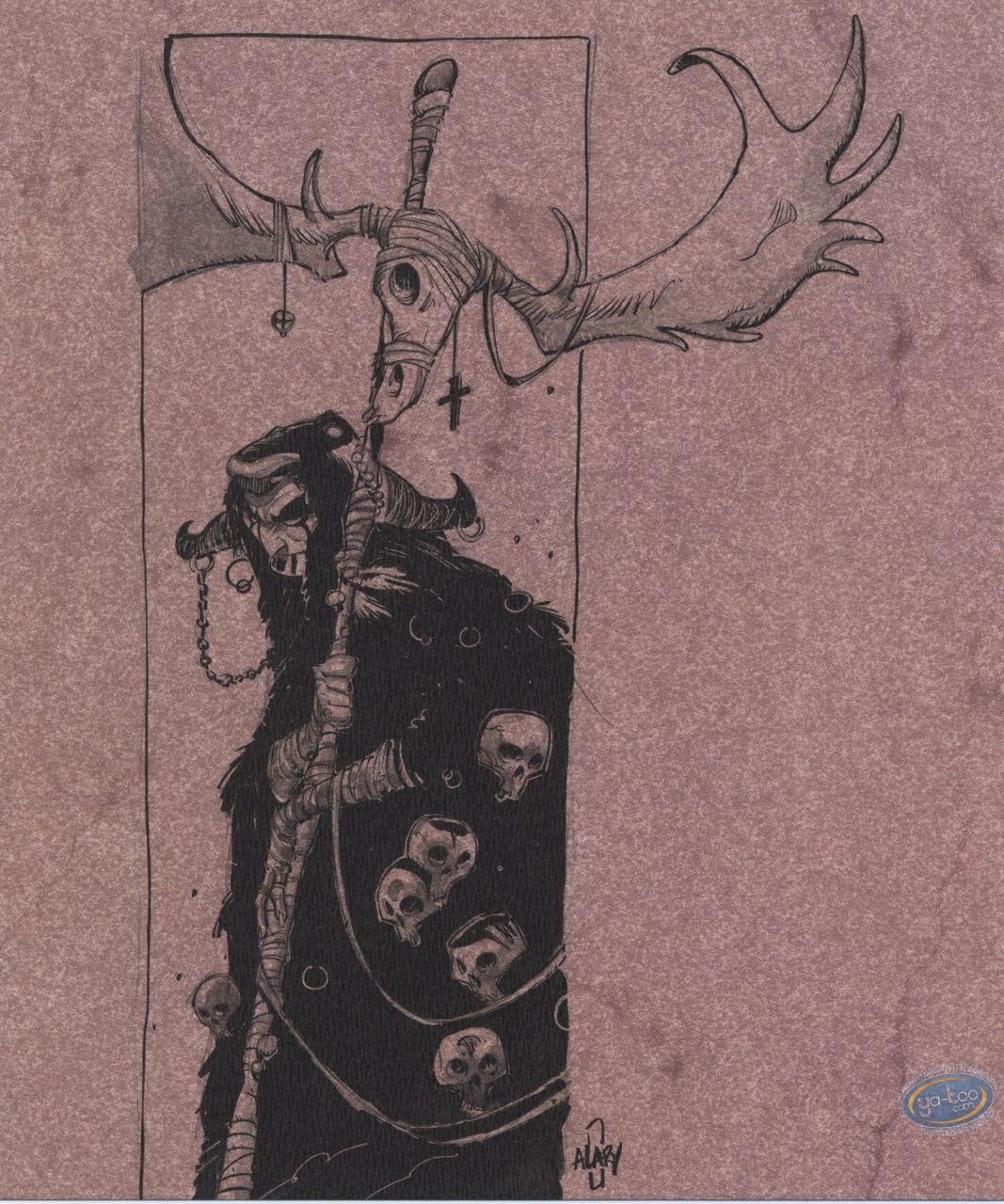 Ex-libris Offset, Echaudeurs des Ténèbres (L') : Echaudeur