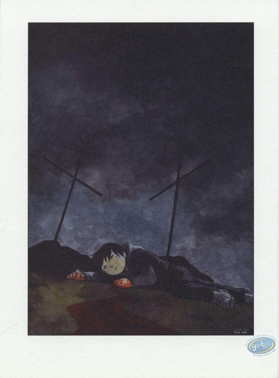 Ex-libris Offset, Maître de Jeu (Le) : Suicide