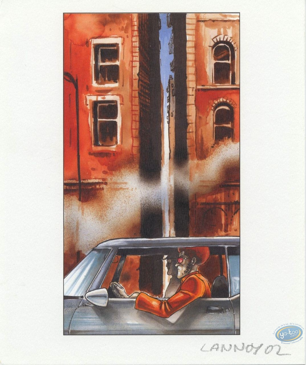 Ex-libris Offset, Chewing Gum : Bronx