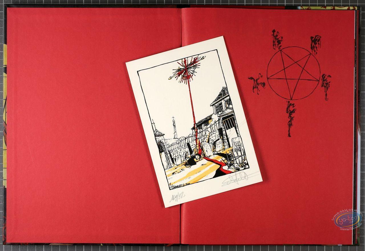 Edition spéciale, Maître de Jeu (Le) : Testament