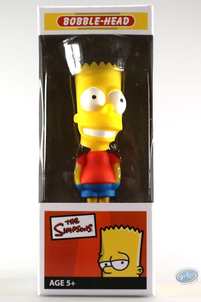 Figurine plastique, Simpson (Les) : Bart, les mains dans les poches - Funko