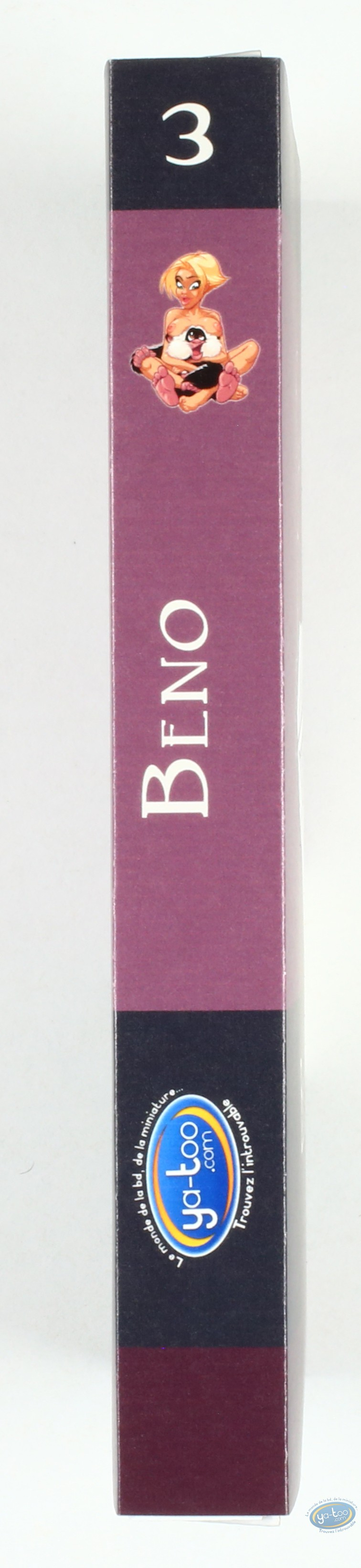 Plaque émaillée, Autre Terre (L') : Plaque N°3 - Selma de Beno