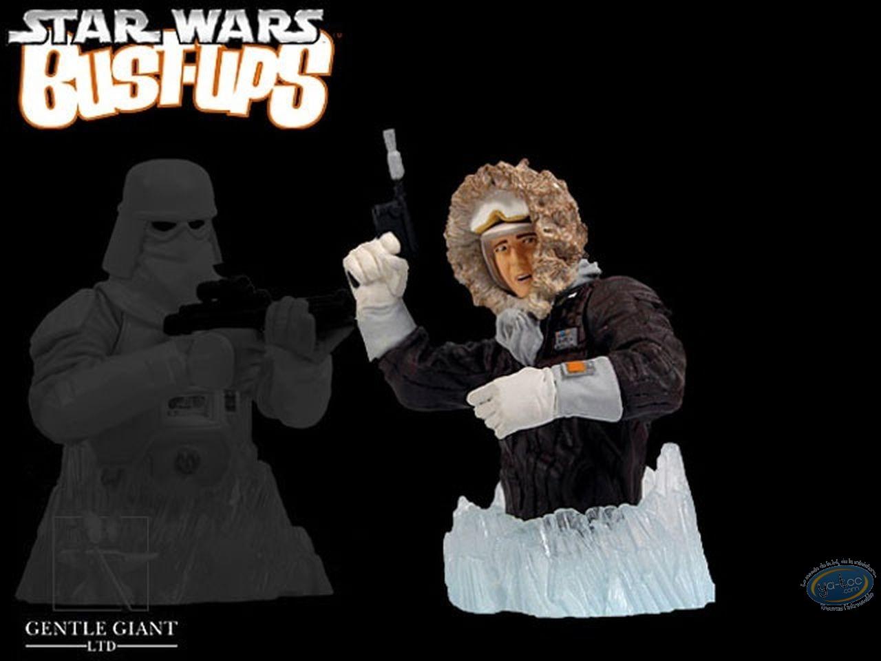 Figurine plastique, Star Wars : Han Solo