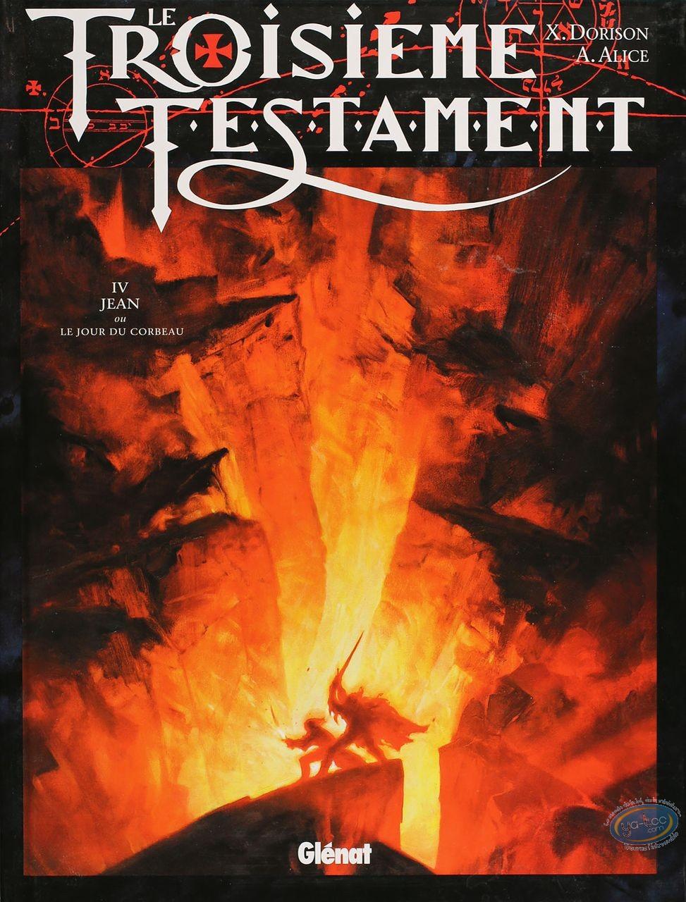 BD cotée, Troisième Testament (Le) : Le Troisième Testament, Jean