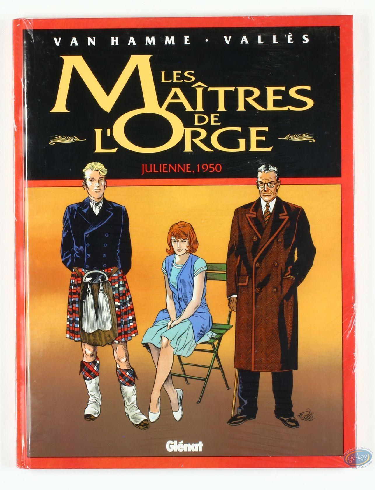 BD cotée, Maîtres de l'Orge (Les) : Julienne, 1950
