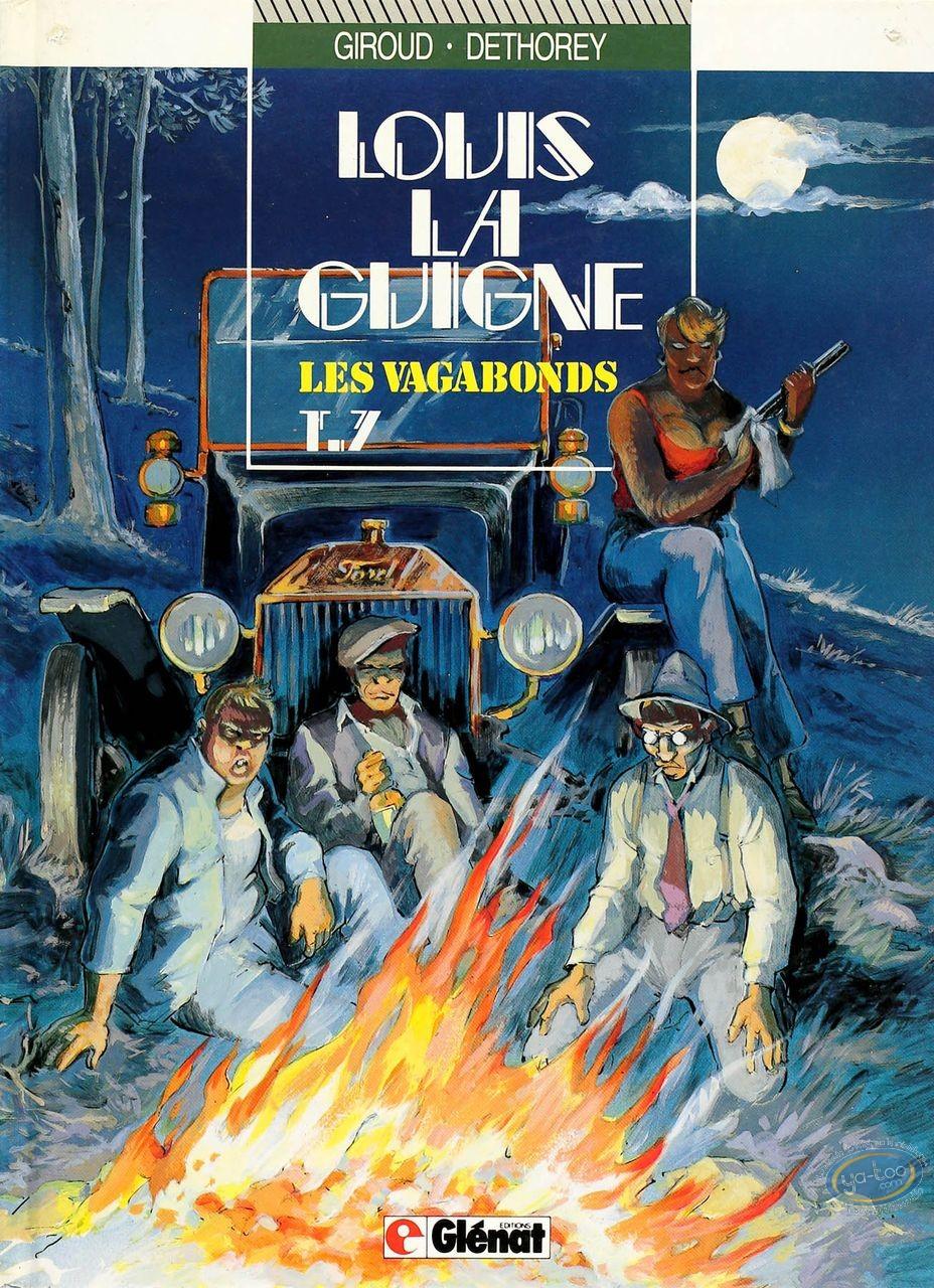 BD cotée, Louis la Guigne : Louis la Guigne, Les Vagabonds