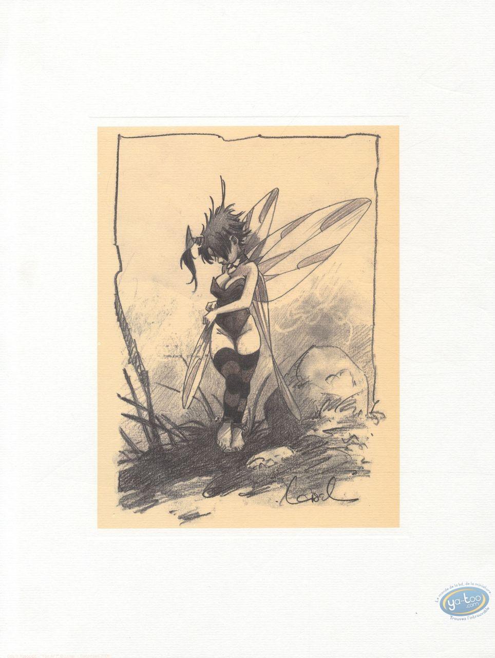 Affiche Offset, Peter Pan : Fée Clochette 7