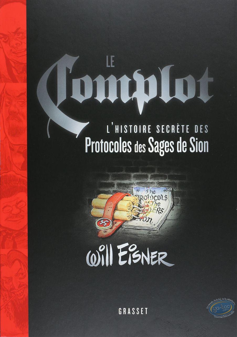 BD prix mini, Complot (Le) : L'histoire secrète des Protocoles des Sages de Sion
